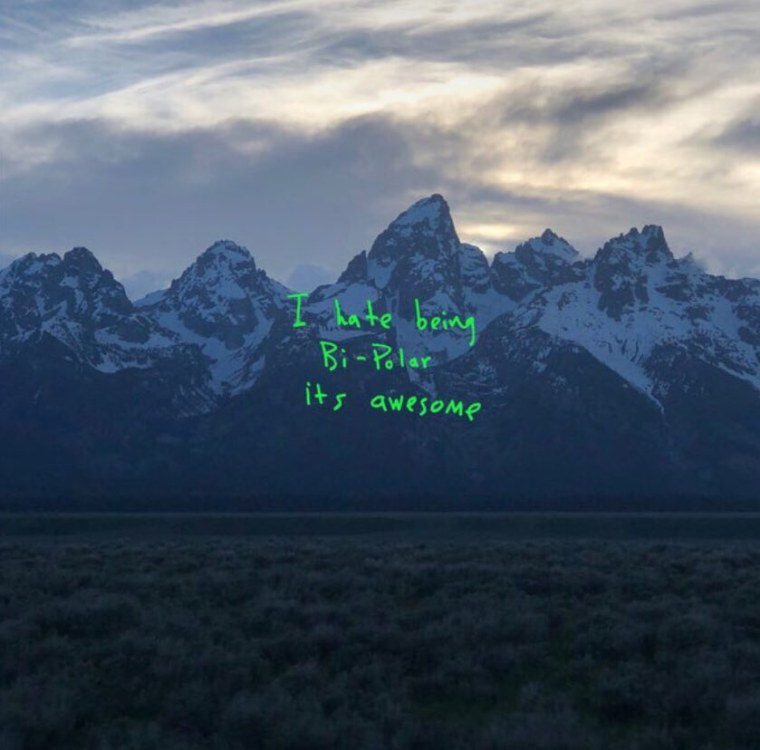 audio review : Ye ( album ) ... Kanye West