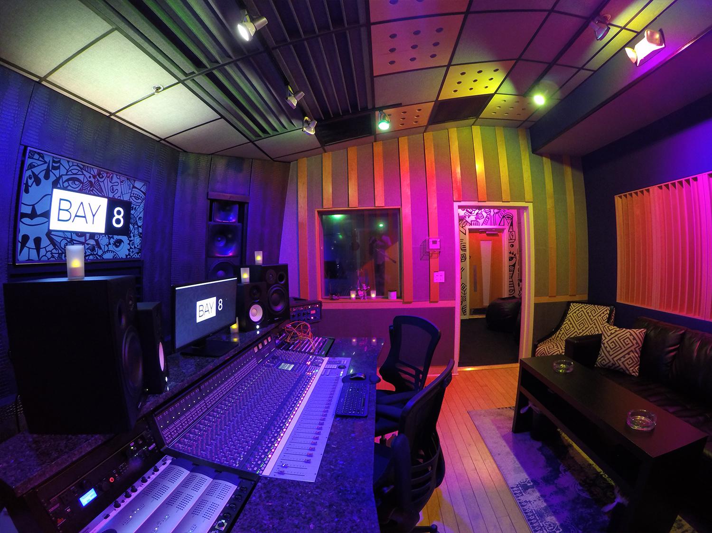 Bay Eight Studios in Miami