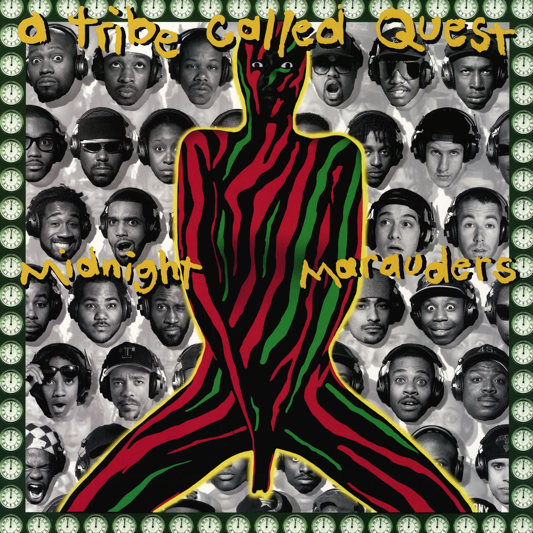 audio review : Midnight Marauders ( album ) ... A Tribe Called Quest