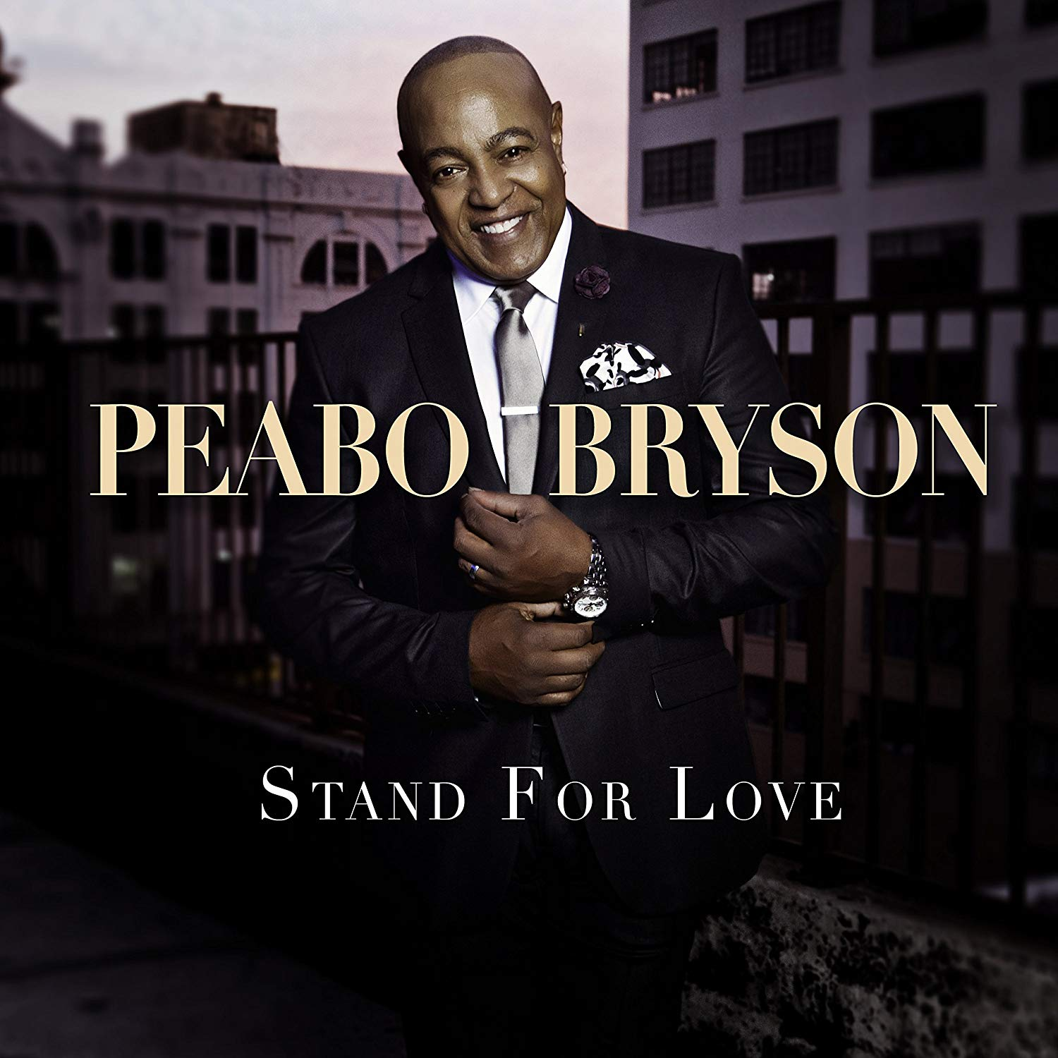 audio review : Stand For Love ( album ) ... Peabo Bryson