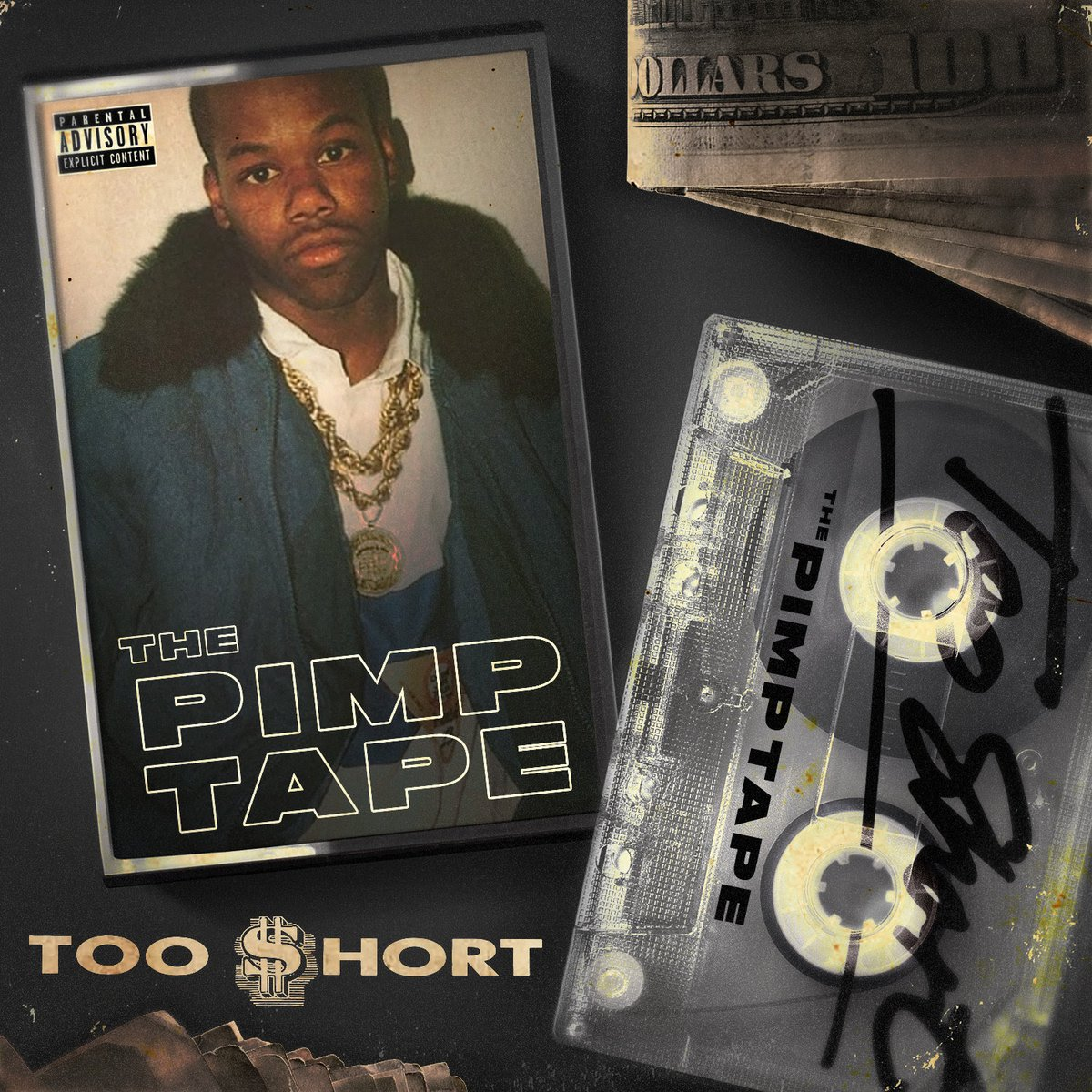 audio review : The Pimp Tape ( album ) ... Too Short