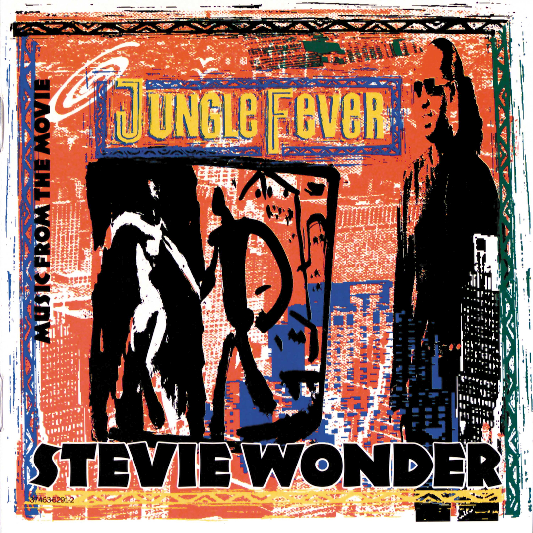 audio review : Jungle Fever [ Music From The Movie ] ( album ) ... Stevie Wonder