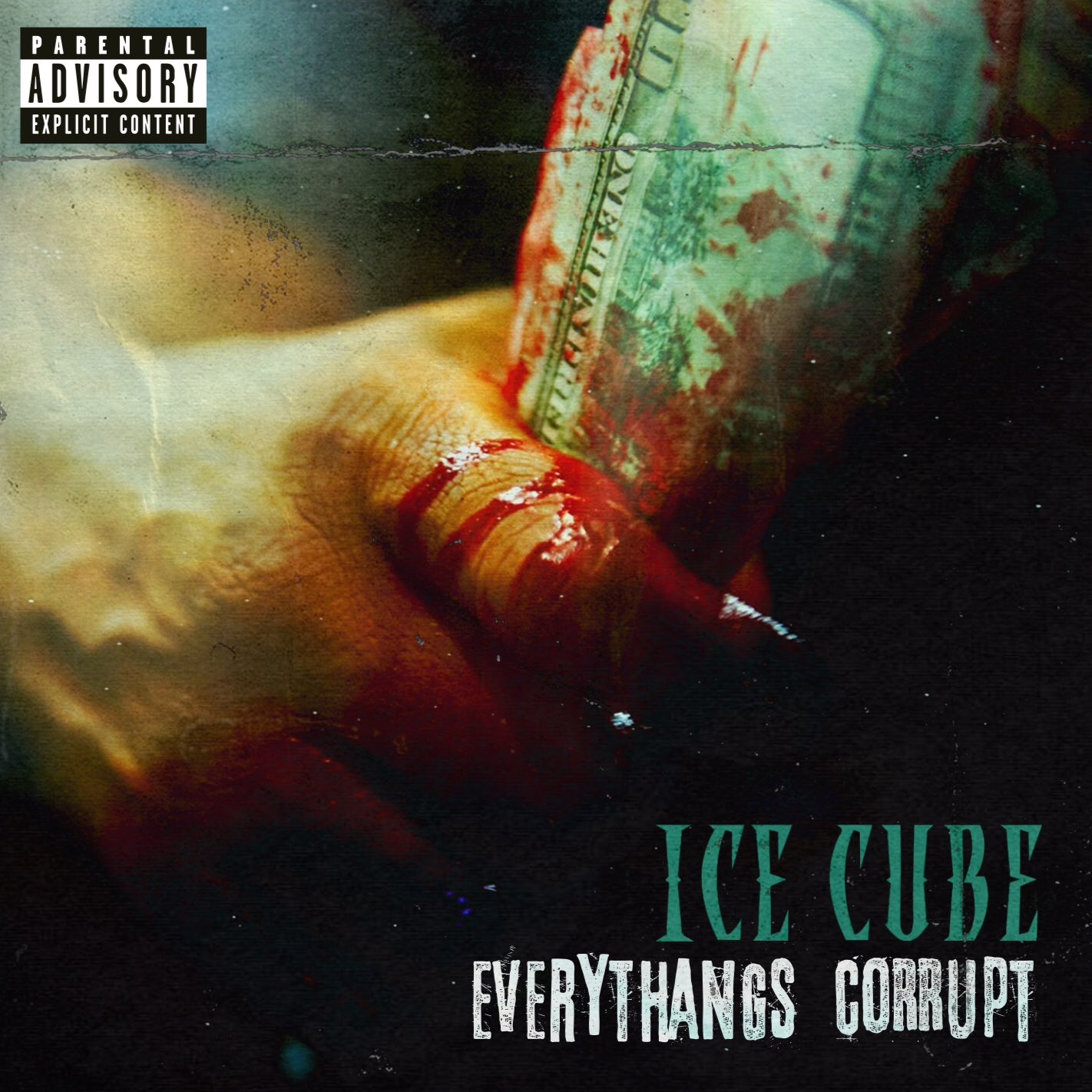 promo : Ice Cube's Everythangs Corrupt album