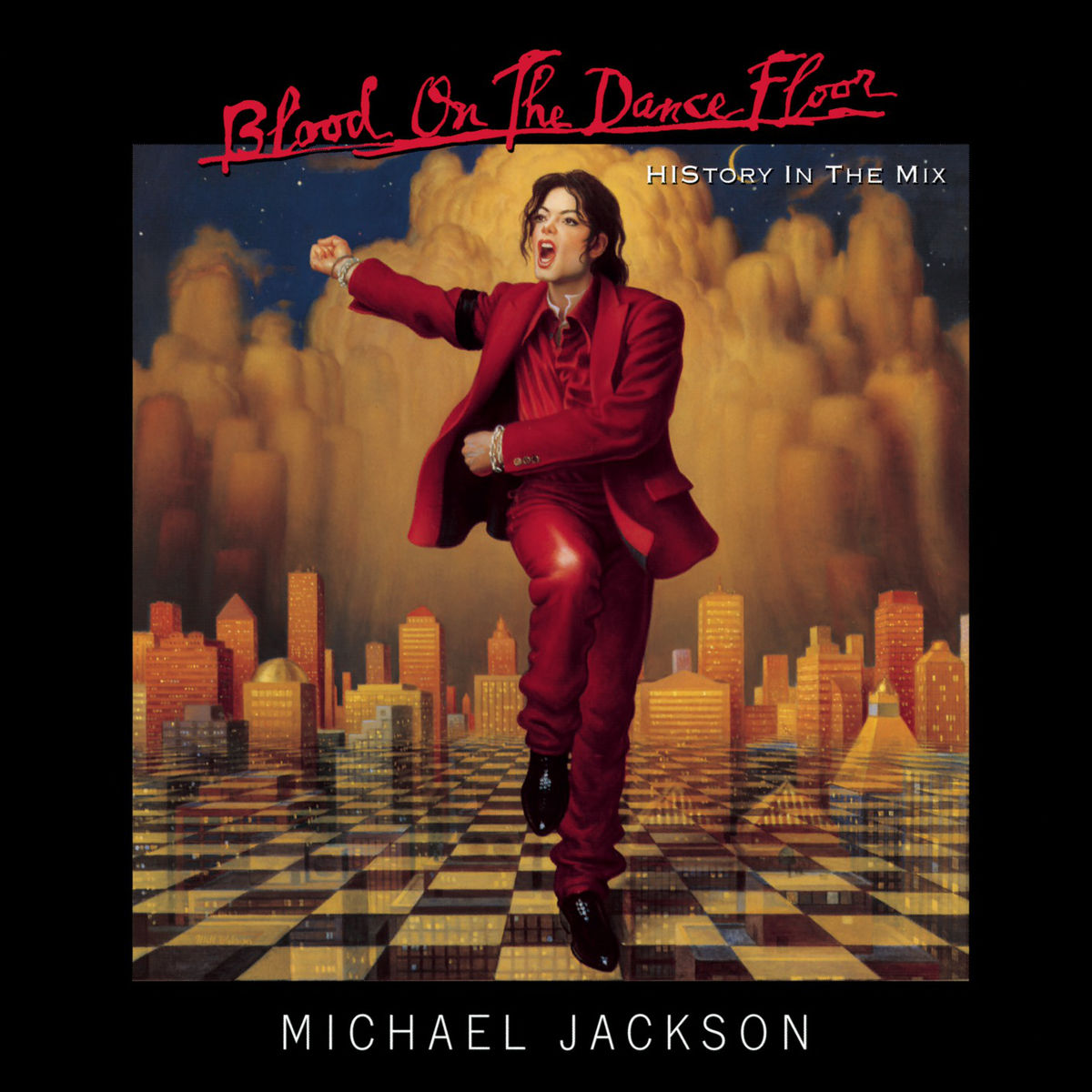 audio review : Blood On The Dance Floor [ History In The Mix ] ( album ) ... Michael Jackson