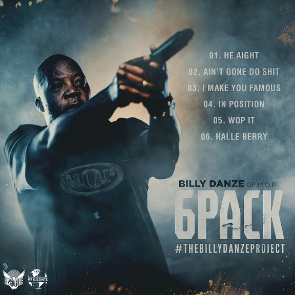 audio review : 6 Pack ( EP ) ... Billy Danze