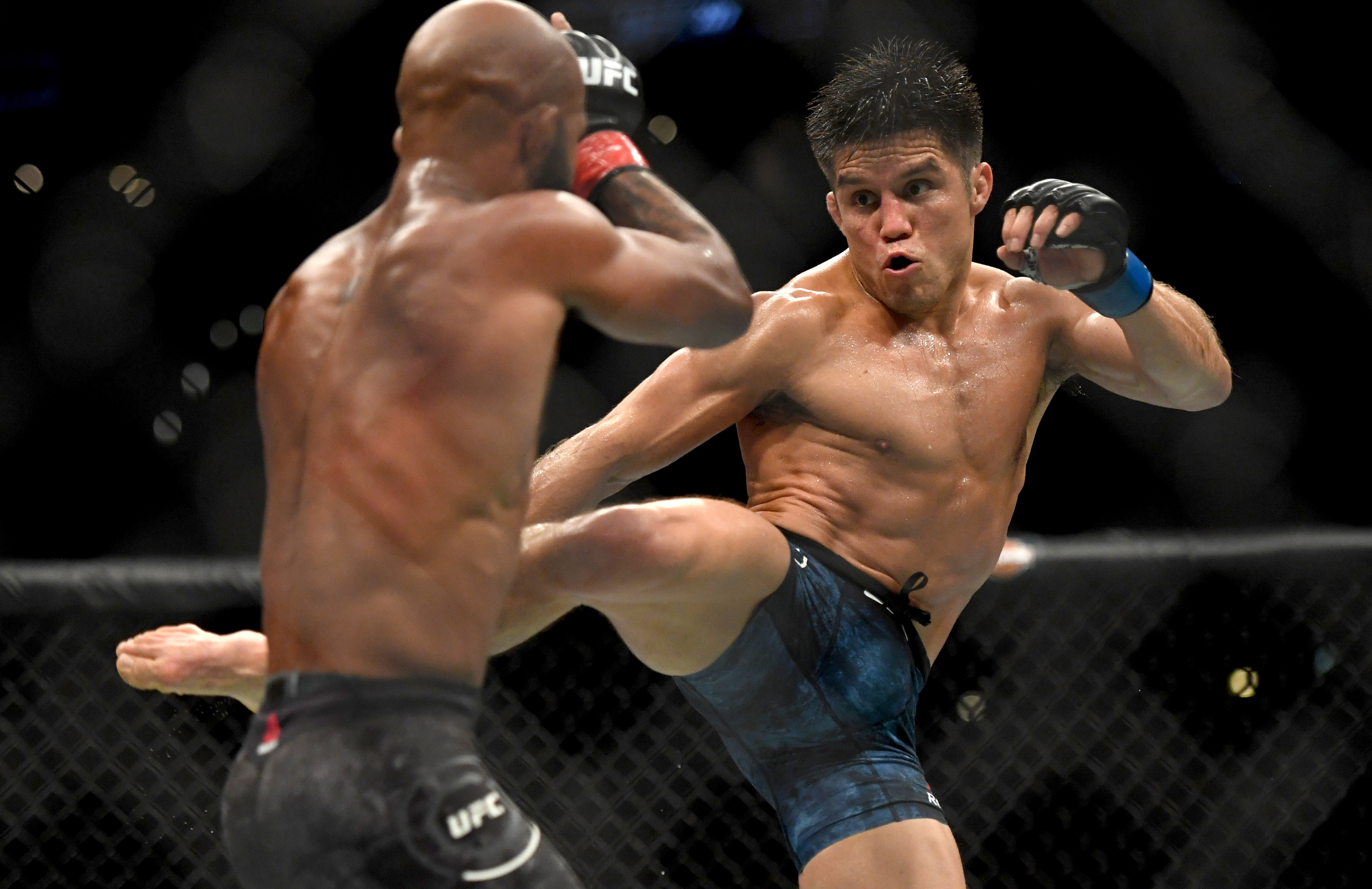 video review : Demetrious Johnson versus Henry Cejudo at UFC 227