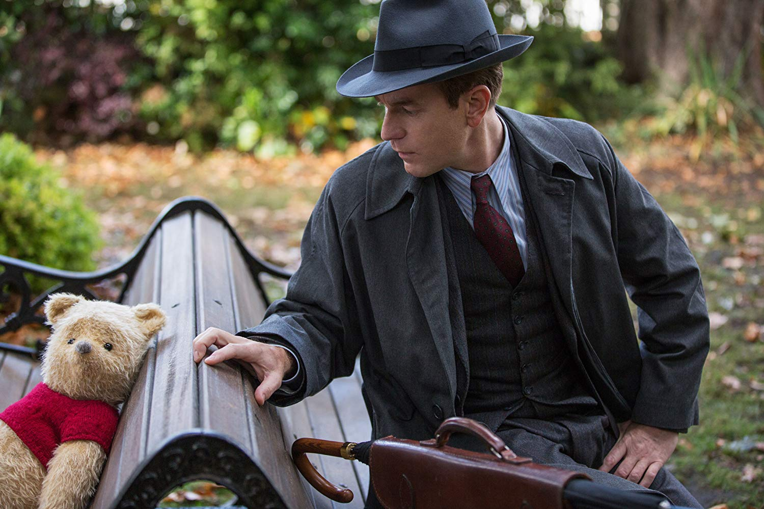 video review : Christopher Robin