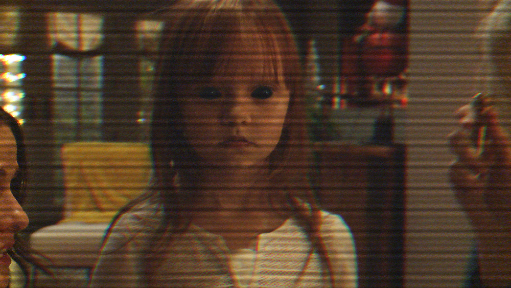 video review : Paranormal Activity : The Ghost Dimension