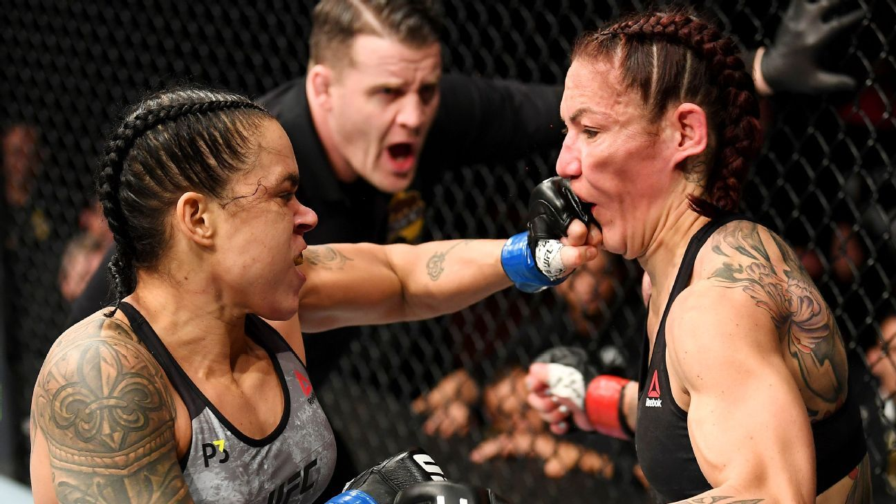 video review : Cris Cyborg versus Amanda Nunes at UFC 232
