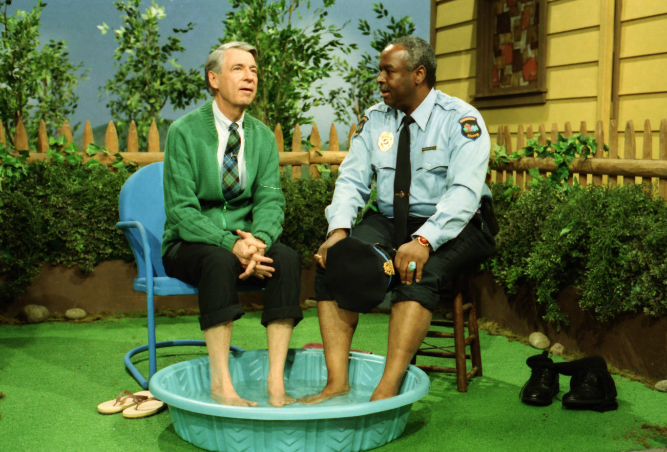 video review : Won't You Be My Neighbor