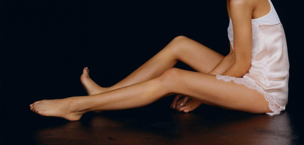 Zendaya's legse