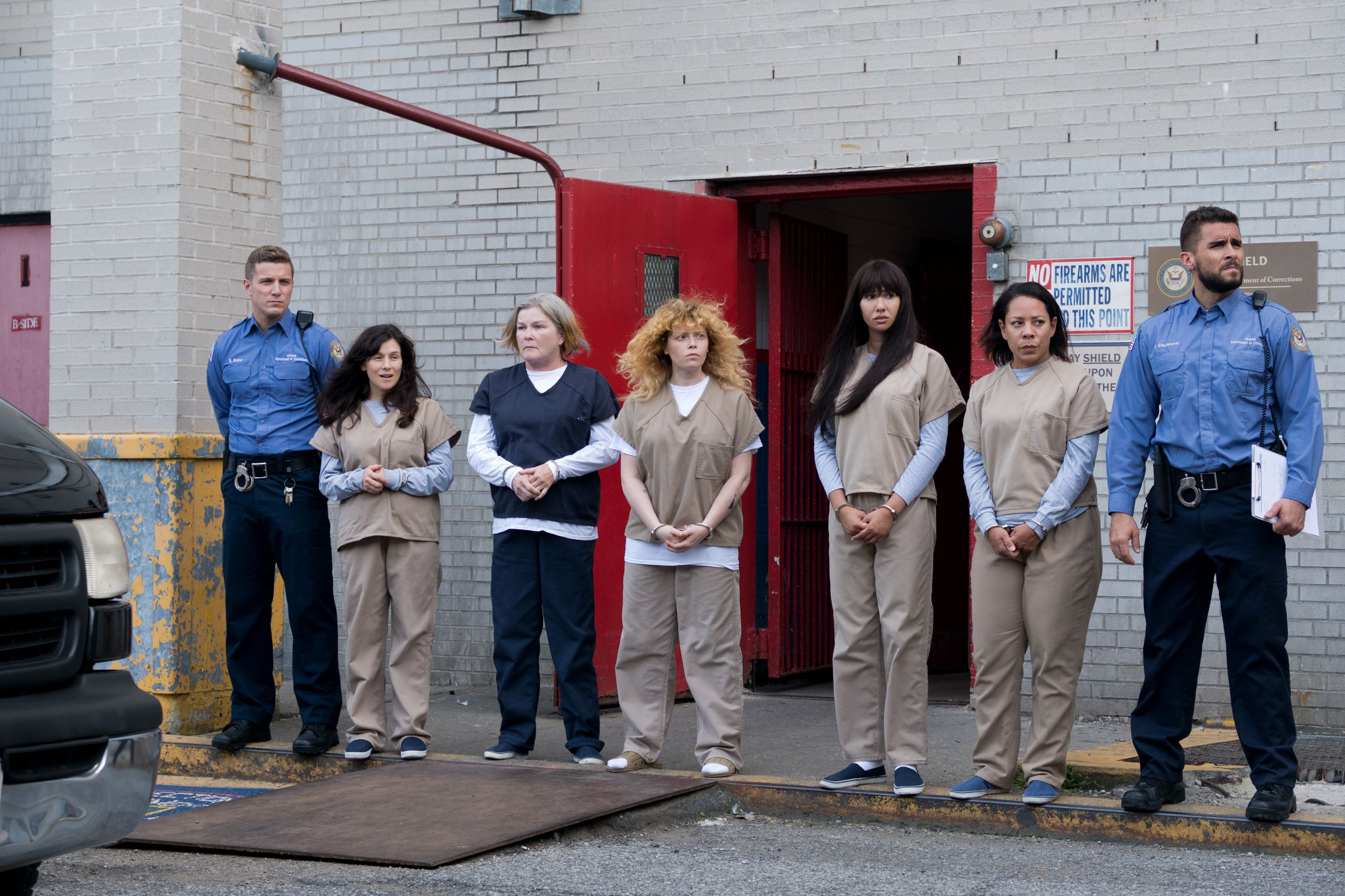 video review : Orange Is The New Black [ Season 7 ]