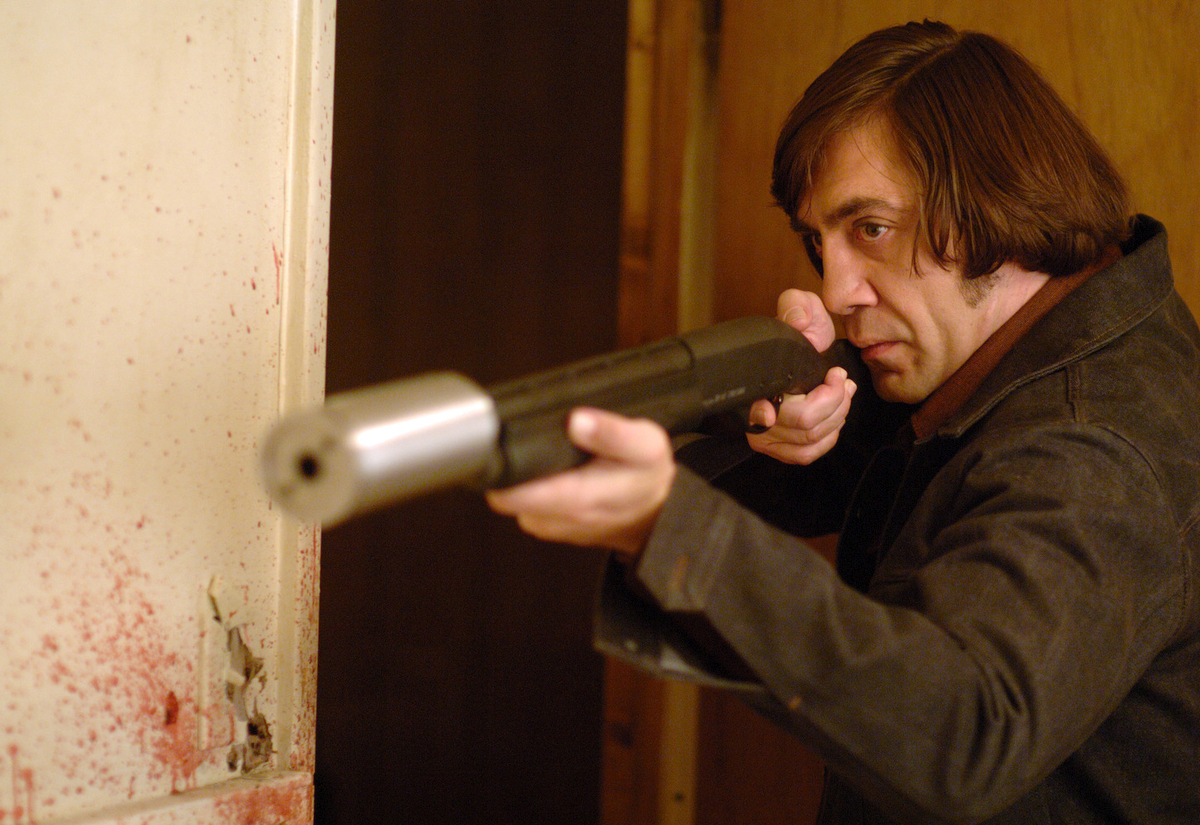 video review : No Country For Old Men