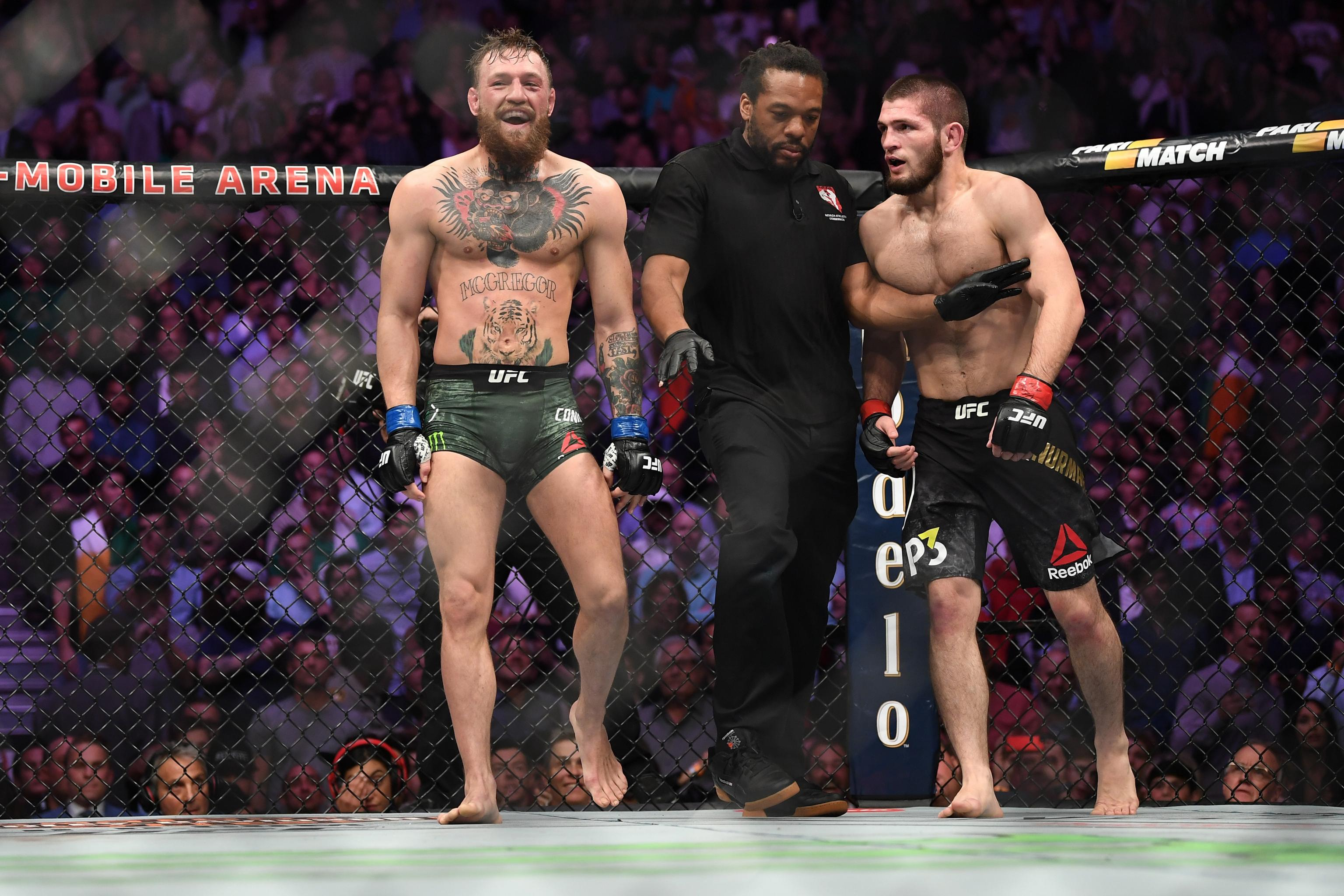video review : Khabib Nurmagomedov versus Conor McGregor at UFC 229