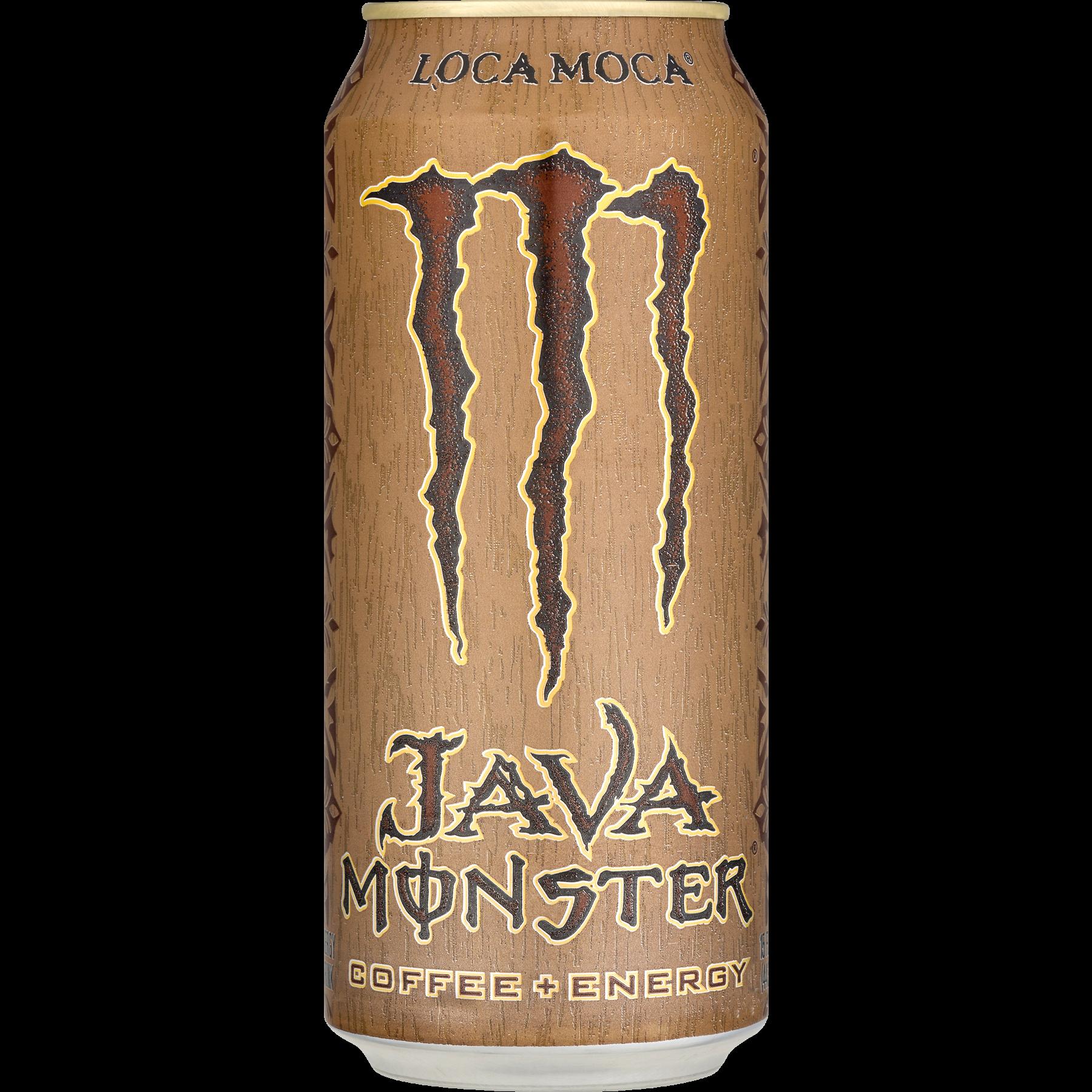 Java Monster : Loca Moca