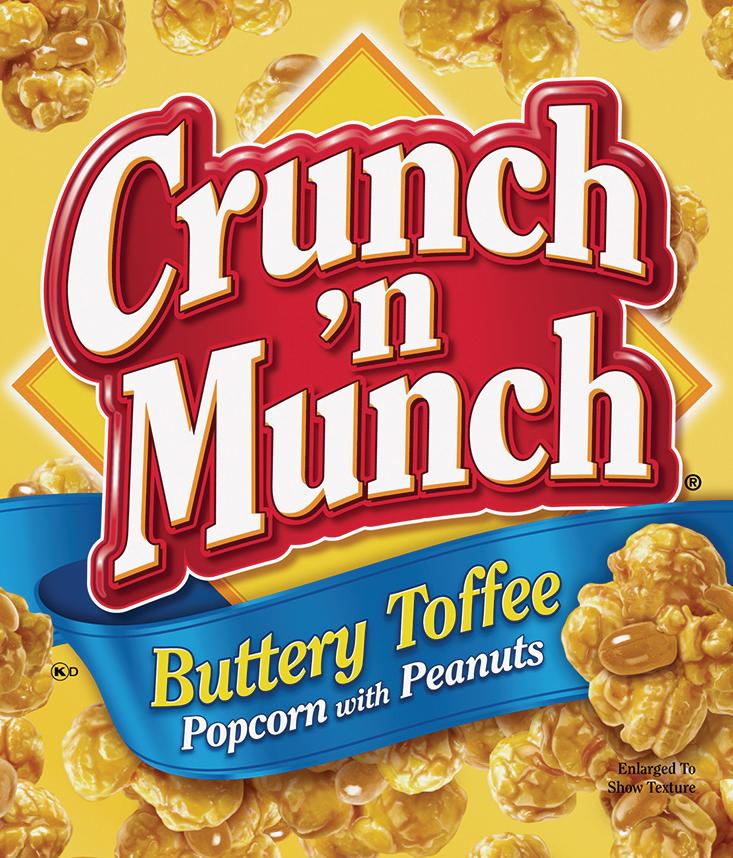 Crunch N Munch : Caramel