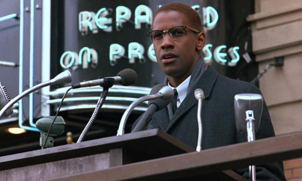 video review : Malcolm X