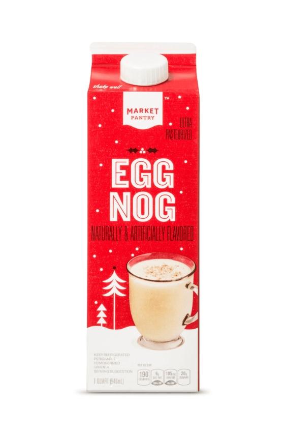 Market Pantry Egg Nog