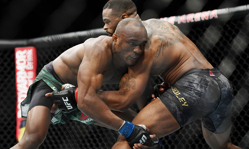 video review : Tyron Woodley versus Kamaru Usman at UFC 235