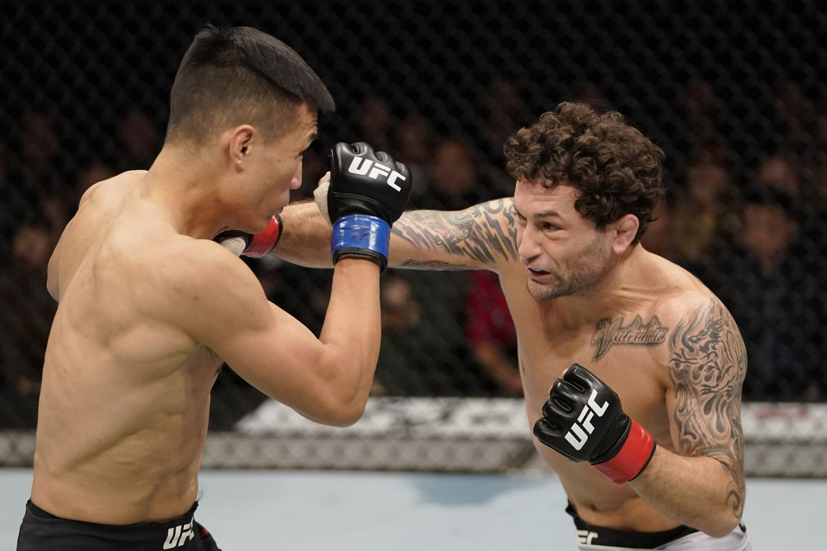 video review : Frankie Edgar versus Chan Sung Jung at UFC Fight Night
