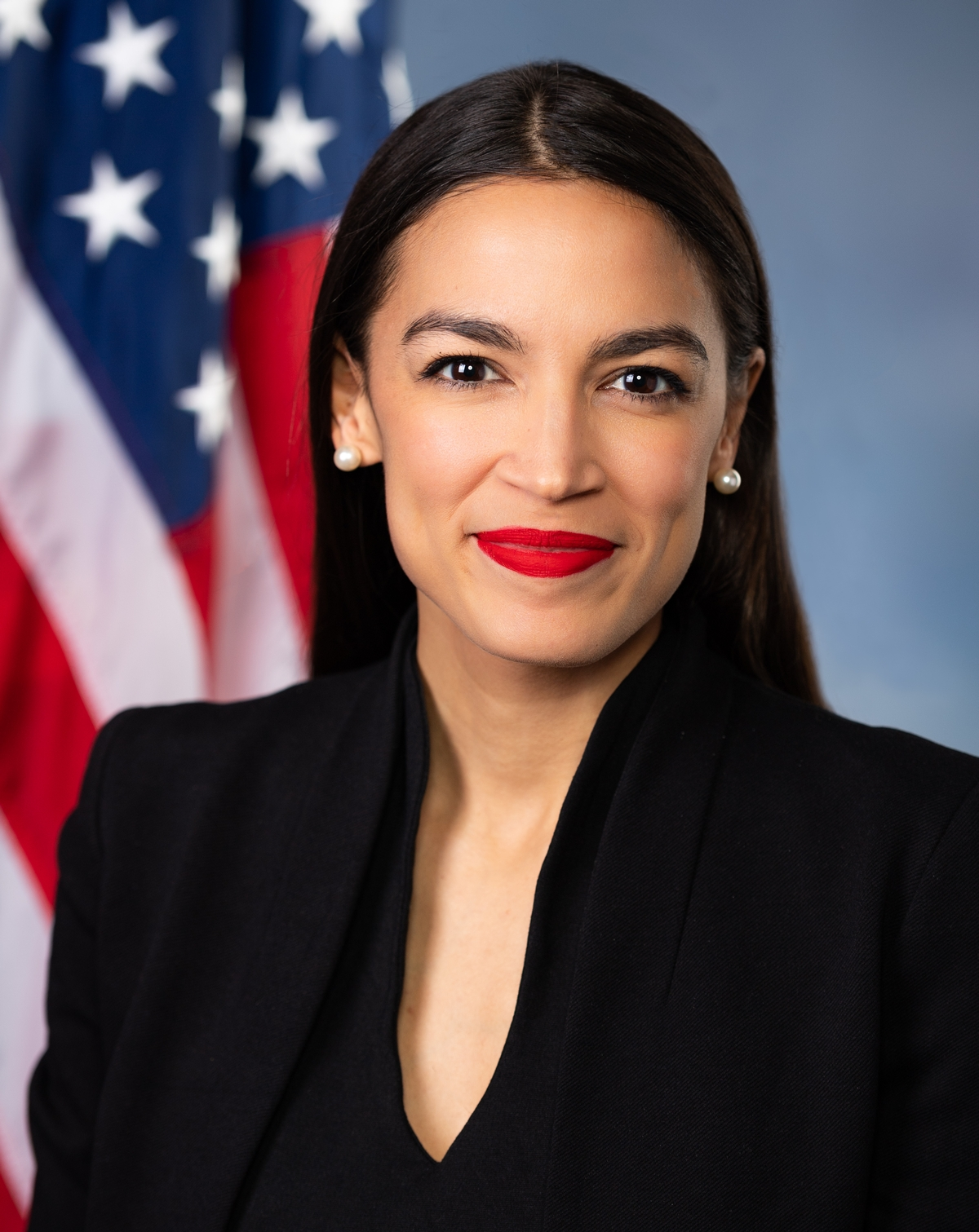Alexandria Ocasio-Cortez's physical appearance