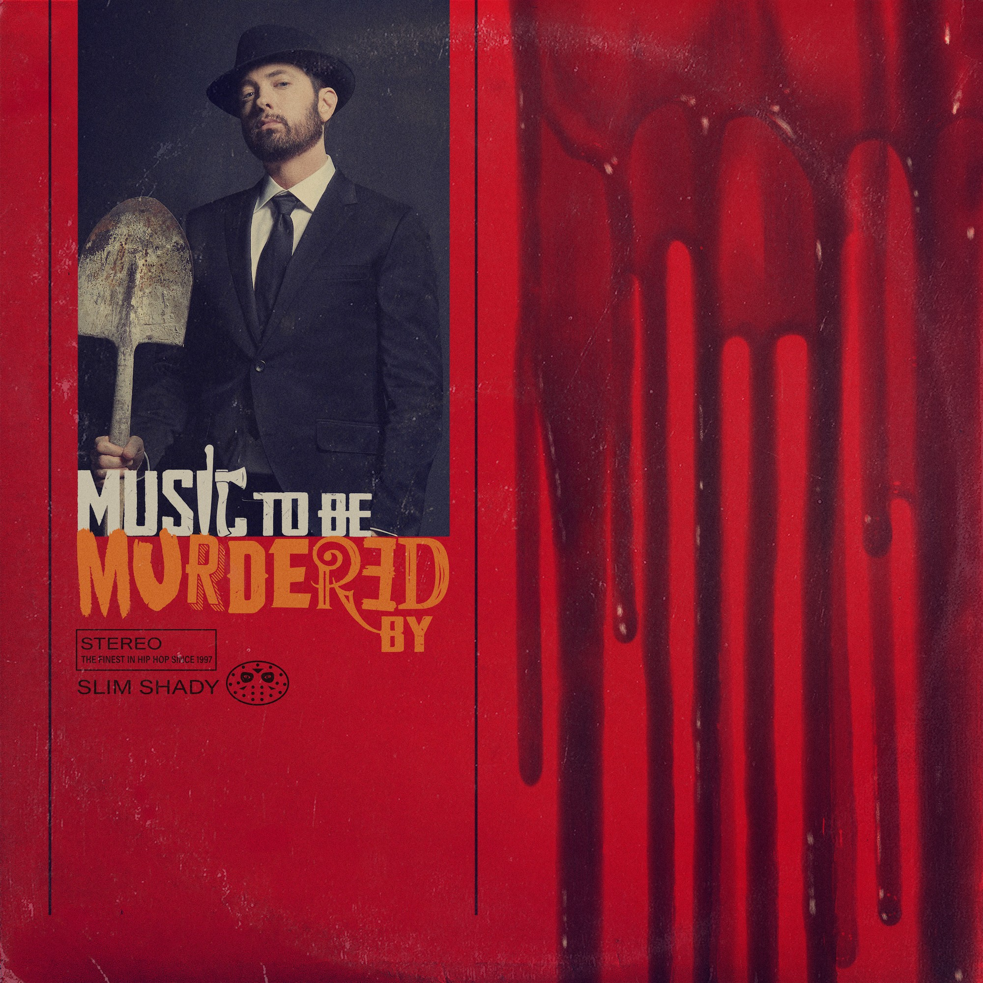 audio review : Music To Be Murdered By ( album ) ... Eminem