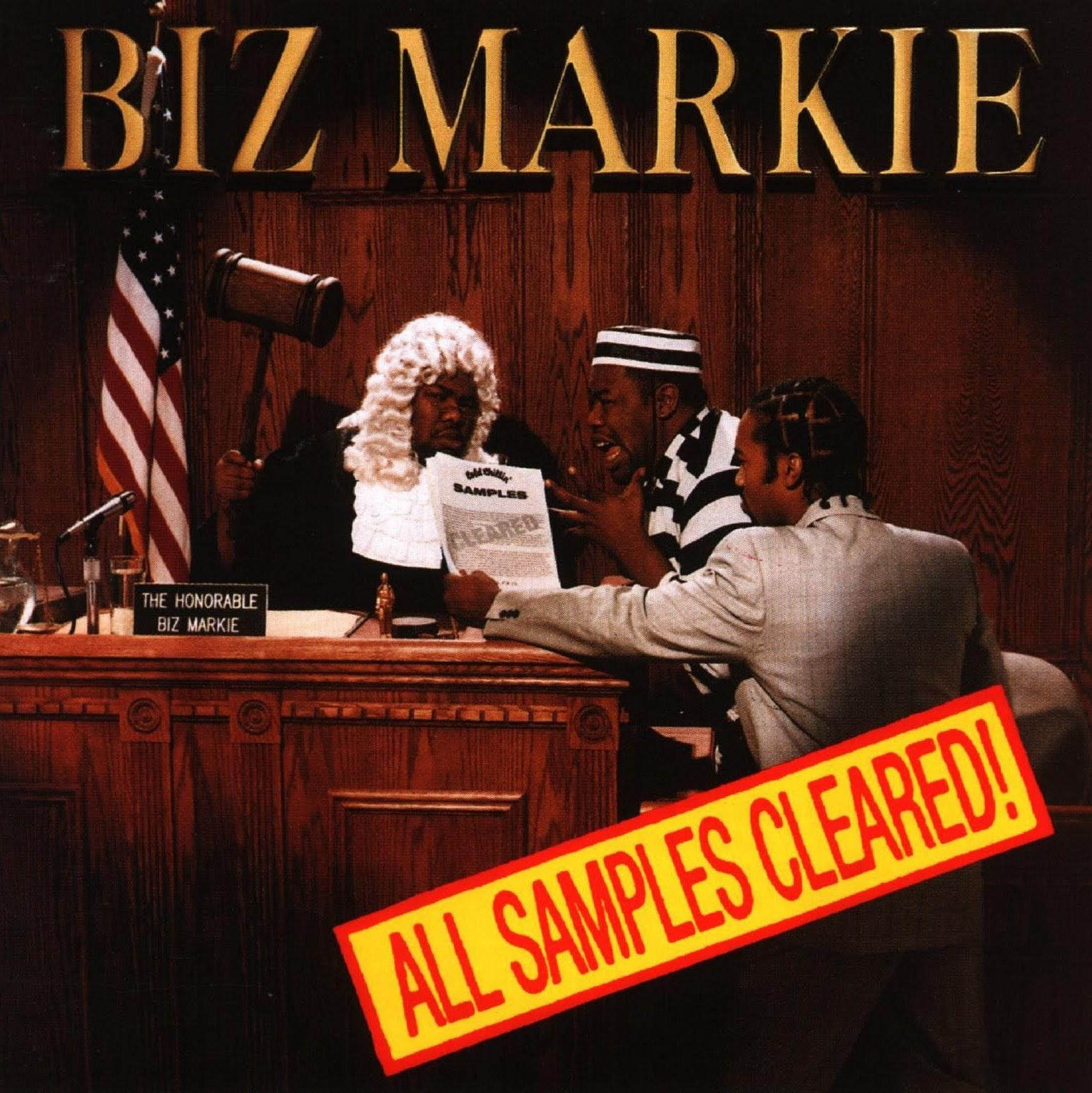 audio review : All Samples Cleared ( album ) ... Biz Markie