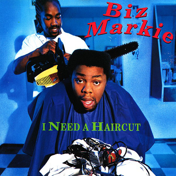 audio review : I Need A Haircut ( album ) ... Biz Markie