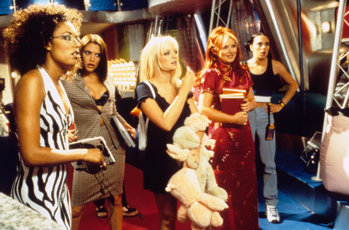 video review : Spice World [ The Spice Girls Movie ]