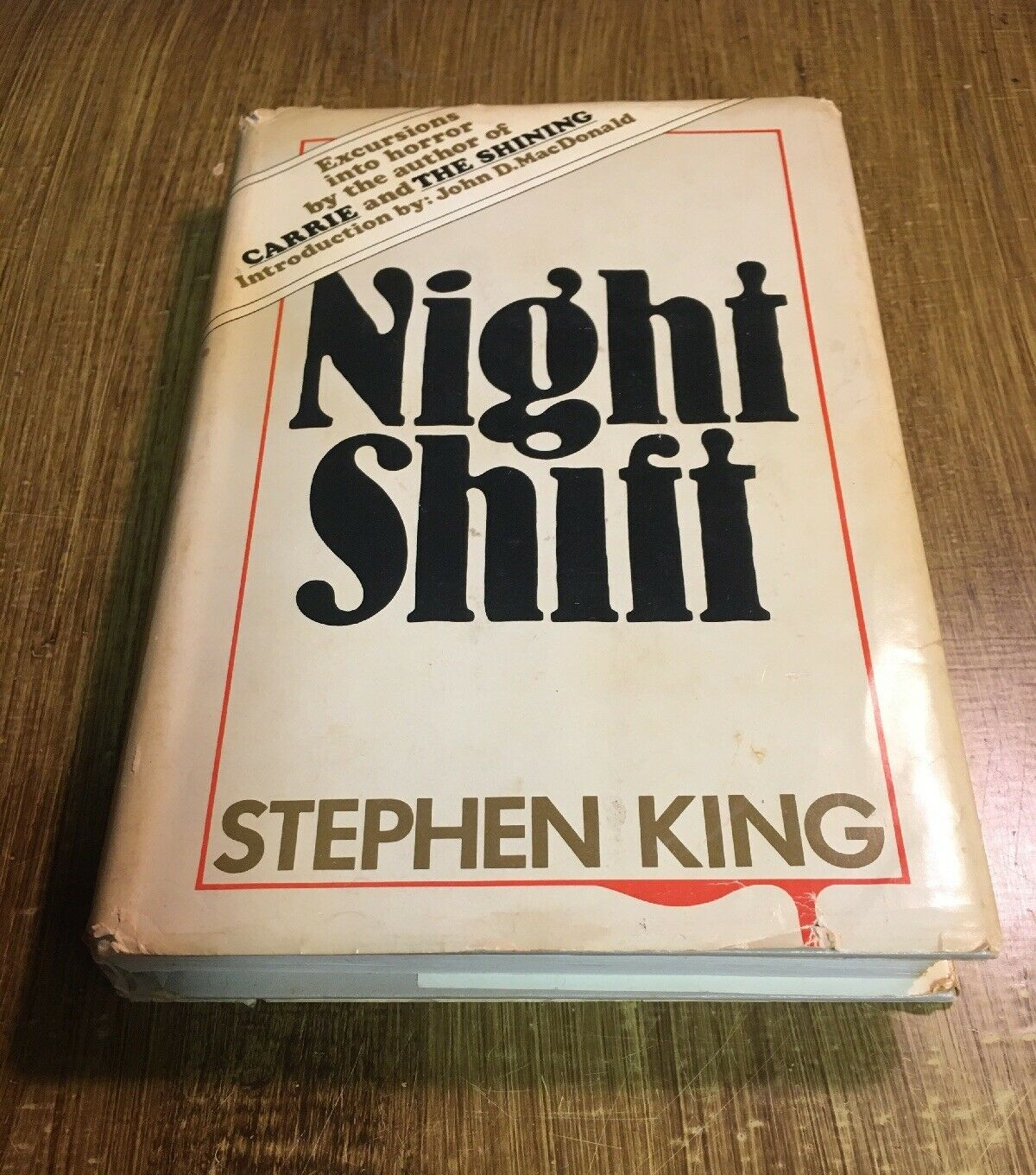 review : Night Shift ( book ) ... Stephen King