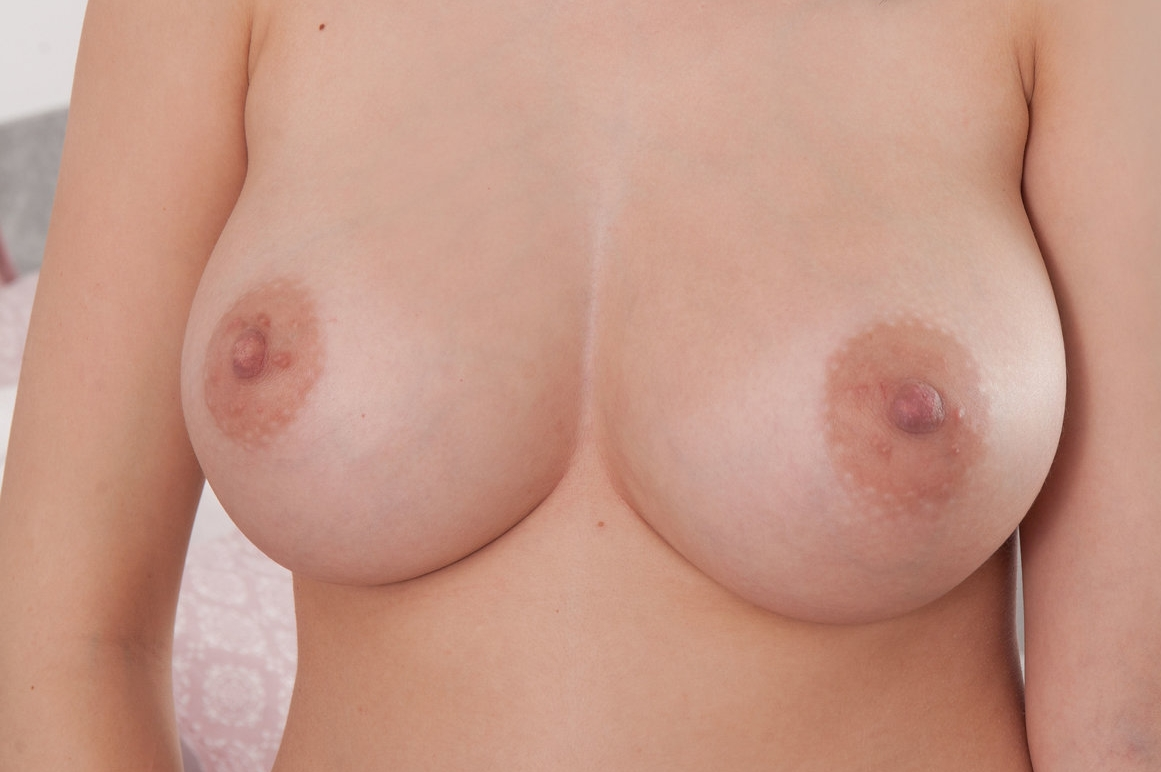 a Latvian girl named Agatha showing her tits