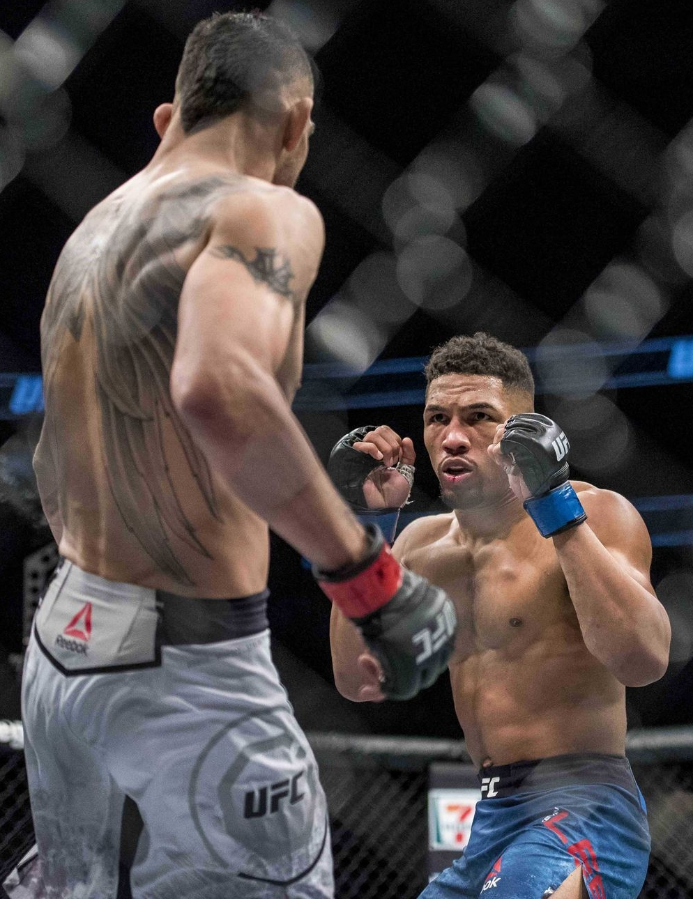 video review : Tony Ferguson versus Kevin Lee at UFC 216