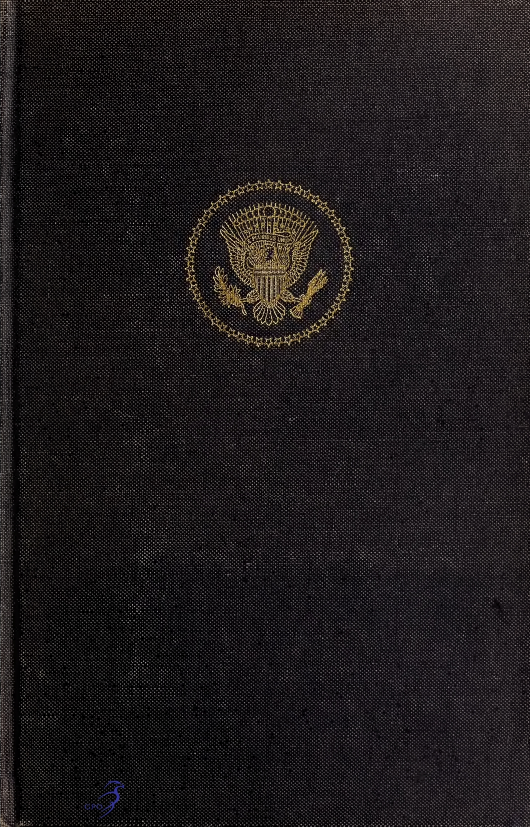a Lyndon Johnson Commission investigation on the killing of John Kennedy : Report Of The President's Commision On The Assassination Of President Kennedy