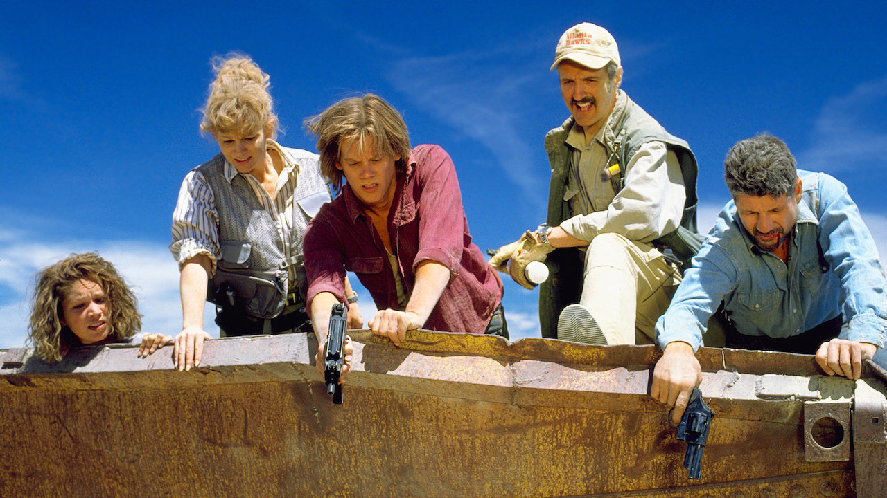 video review : Tremors