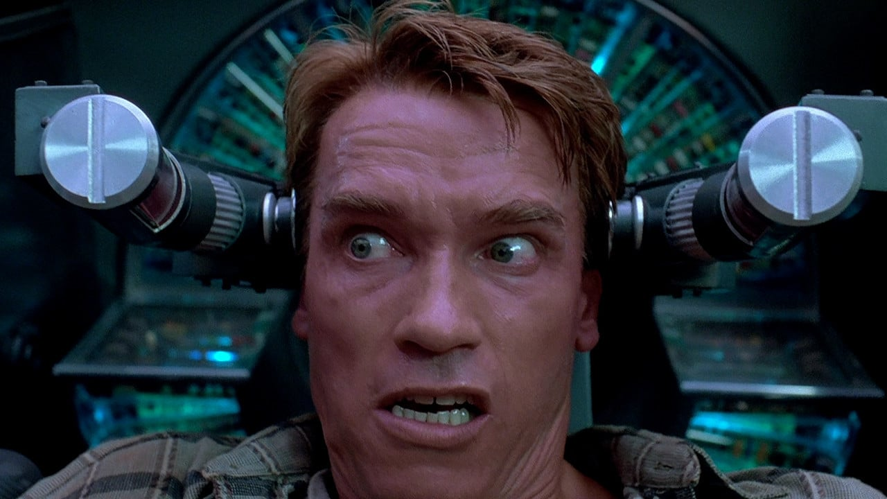 video review : Total Recall