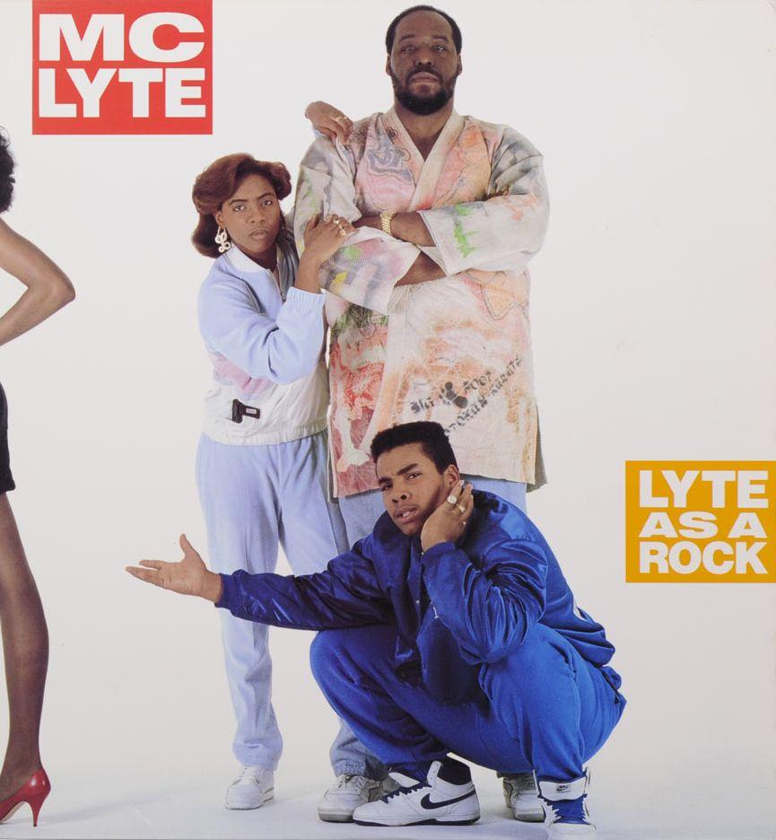 audio review : Lyte As A Rock ( album ) ... MC Lyte