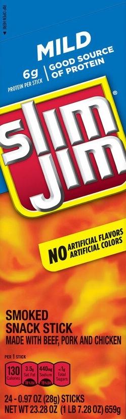 Slim Jim : Mild