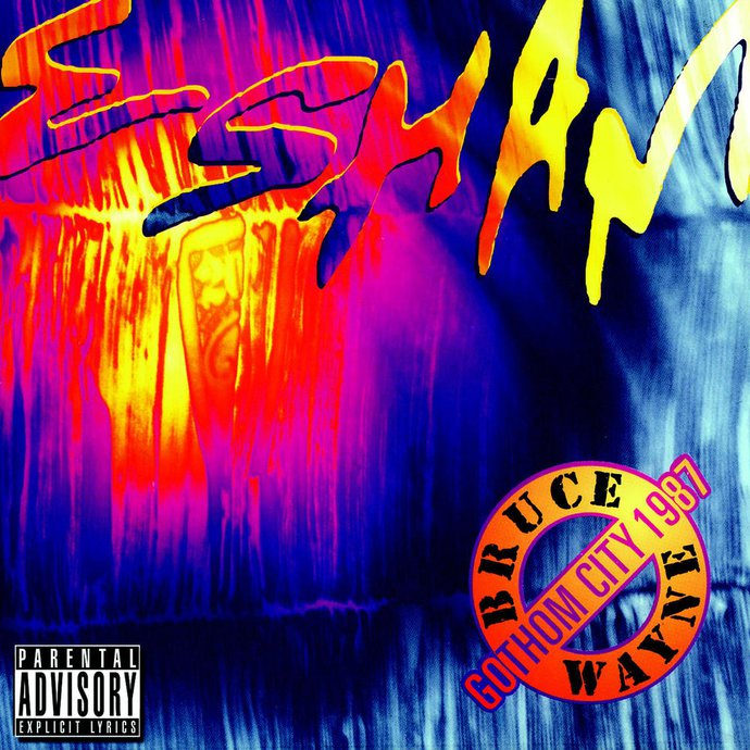 audio review : Bruce Wayne [ Gothom City 1987 ] ( album ) ... Esham