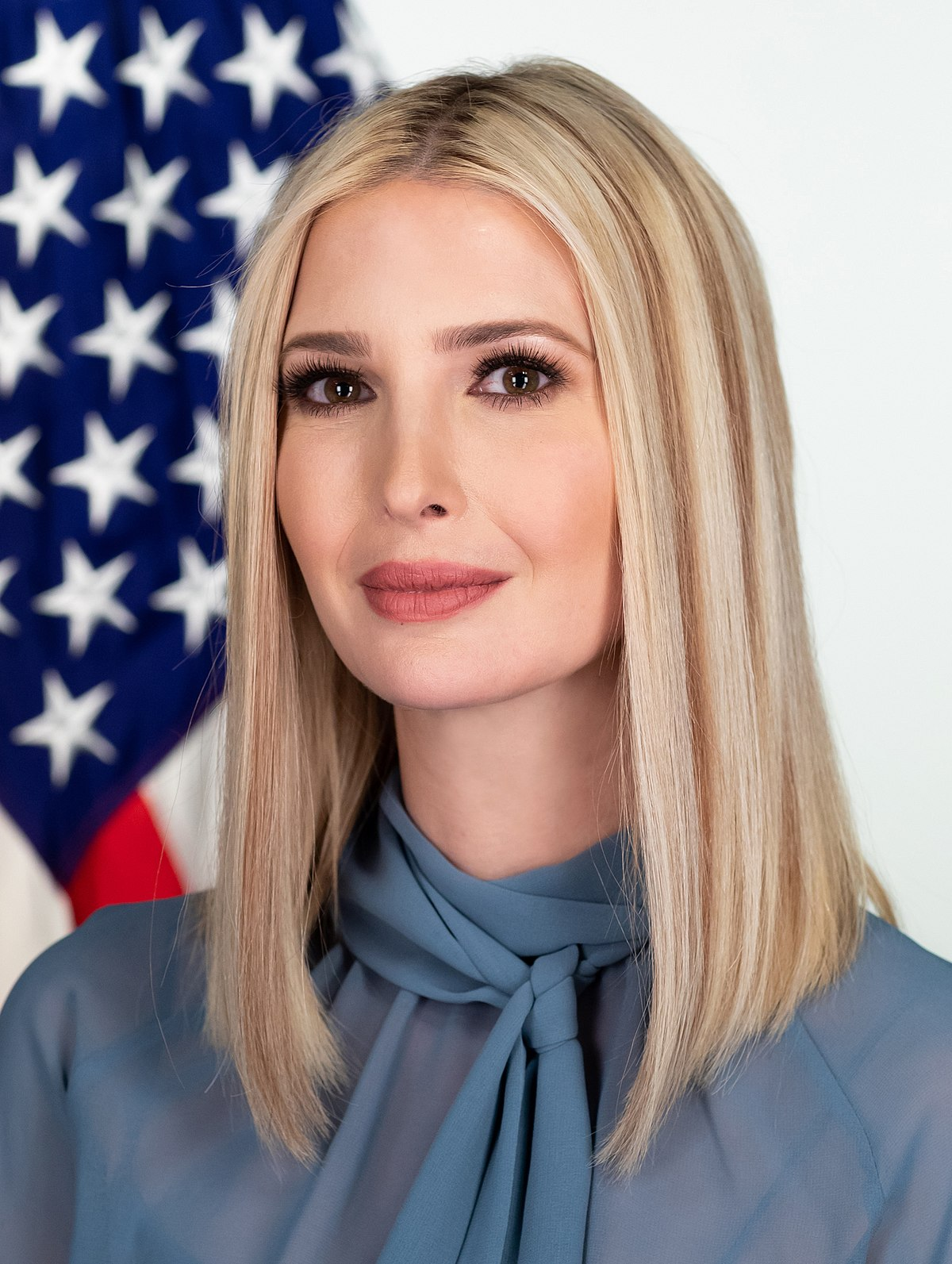 Ivanka Trump's physical appearance